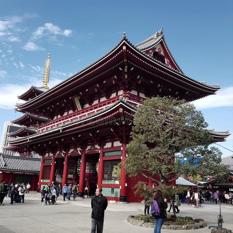 日本东京 库存图片