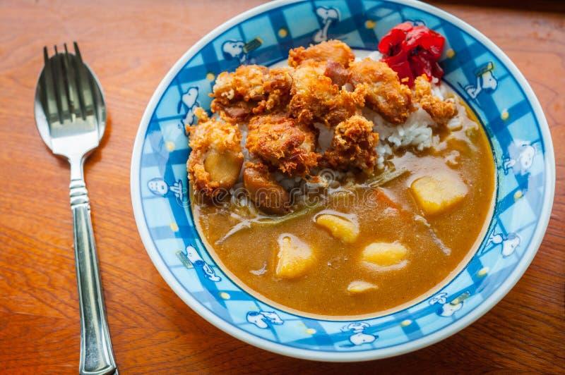 Download 日本人的炸鸡咖喱 库存照片. 图片 包括有 传统, 本质, 东方, 美食, 红色, 食物, 可口, 膳食 - 59108608