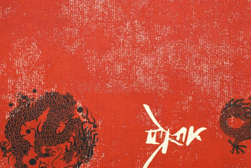 日本墙纸 免版税库存图片