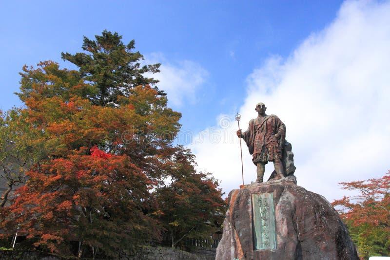 日本日光 免版税库存图片
