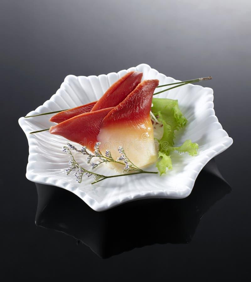 日本烹调 库存图片