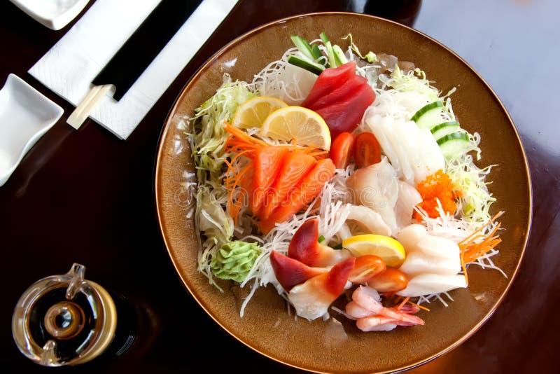 日本牌照餐馆 库存照片