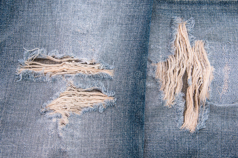 日本牛仔布牛仔裤 库存照片