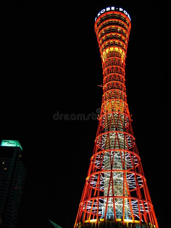 日本神户 免版税库存图片