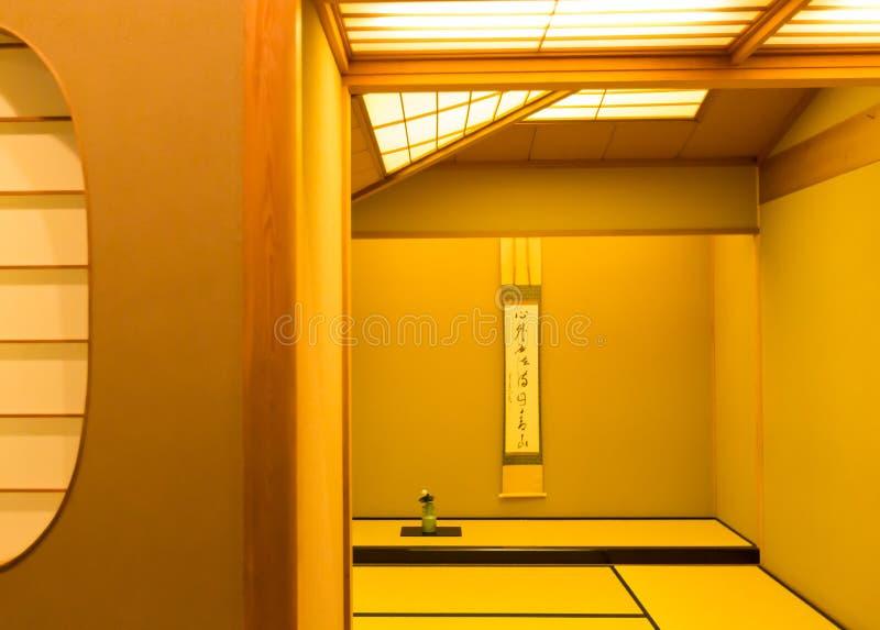 日本空间 免版税库存照片