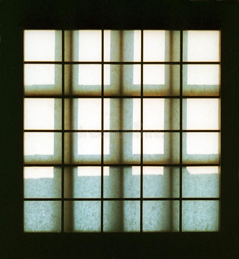 日本视窗 库存照片