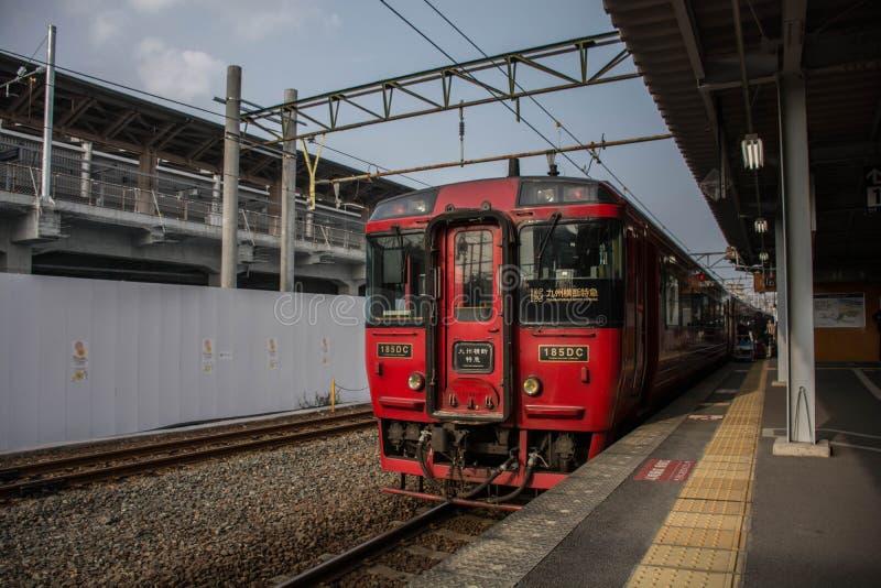 日本铁路 库存图片