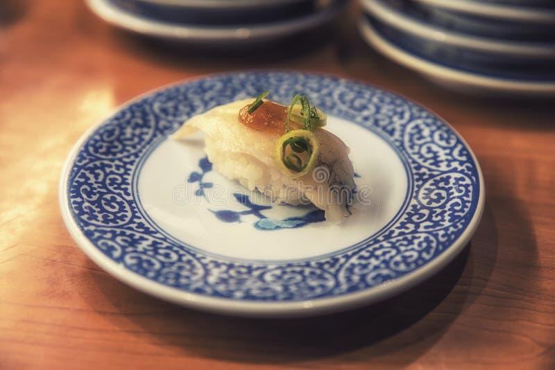 日本餐馆寿司 库存照片
