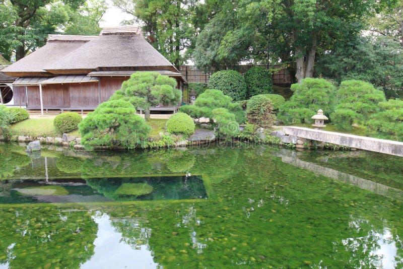 日本:后乐园 库存图片
