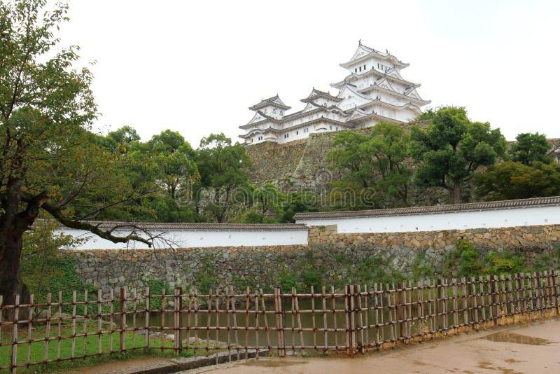 日本:姬路城 库存图片