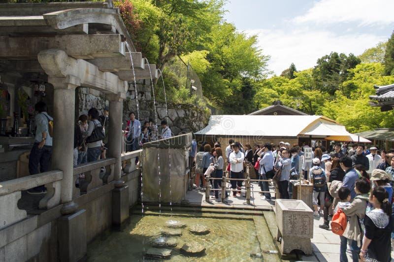 日本洗净 库存图片