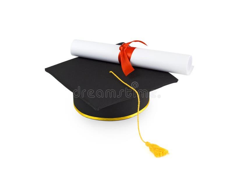 日毕业 免版税图库摄影