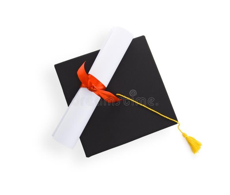 日毕业 免版税库存照片