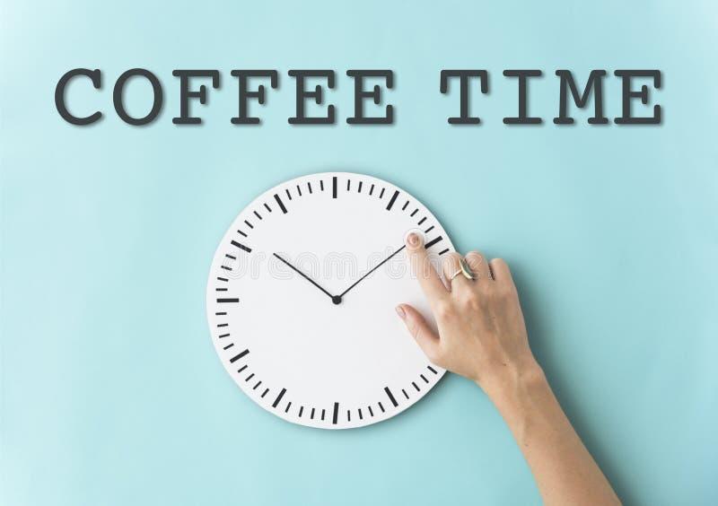 日程表闹钟时间概念 图库摄影