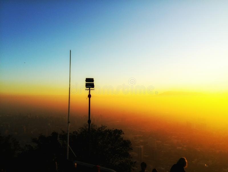Download 日落疯狂 库存照片. 图片 包括有 疯狂, 城市, 展望期, beautifuler, 日落, 圣地亚哥 - 83282940