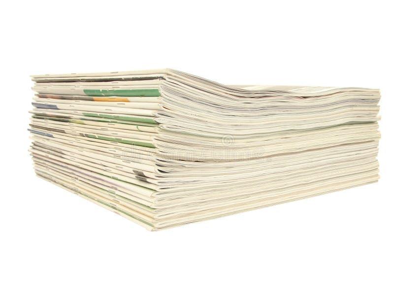 日记帐 免版税库存照片