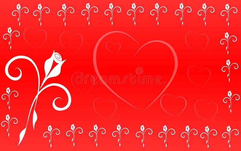 日s valentin 向量例证