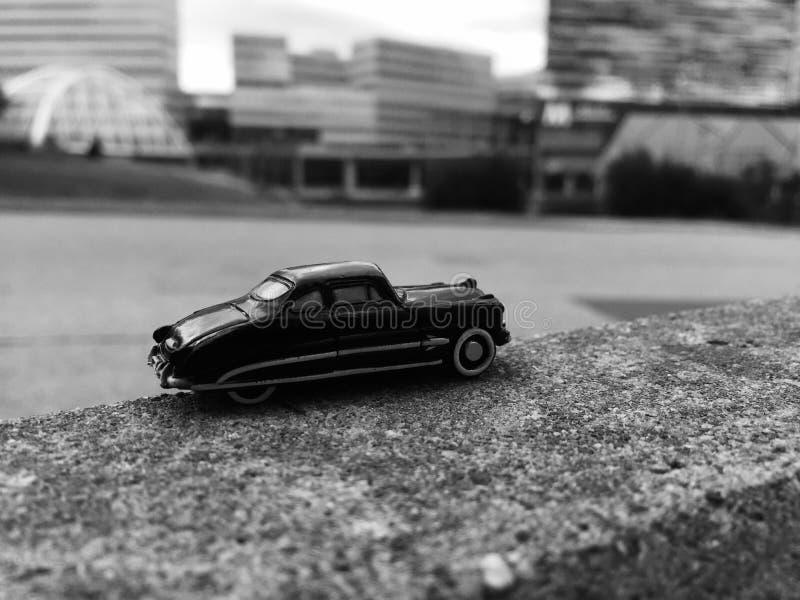 旧时老的汽车 库存照片