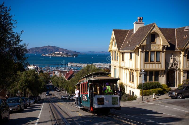 旧金山 免版税库存照片