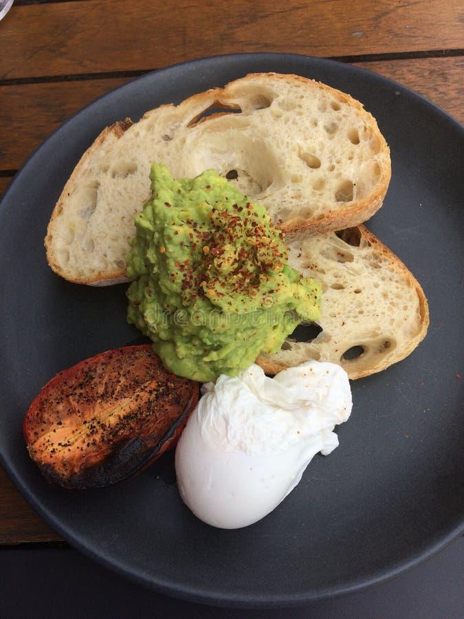 早午餐在伦敦 库存照片