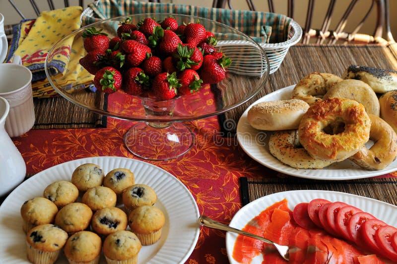 早午餐 免版税库存图片