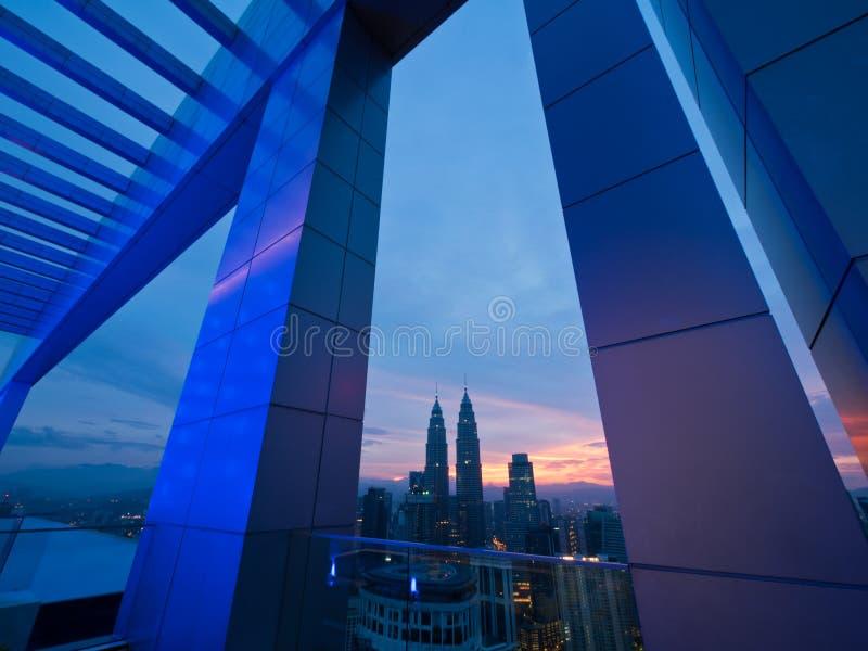 早晨好吉隆坡 图库摄影