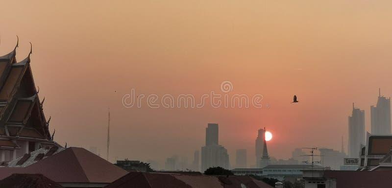 早晨好曼谷 免版税图库摄影
