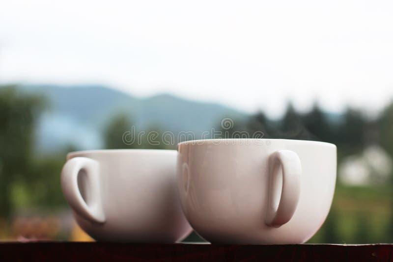 早晨茶 库存照片