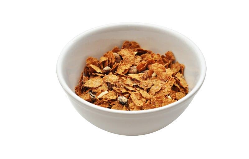 早餐食品 免版税库存照片