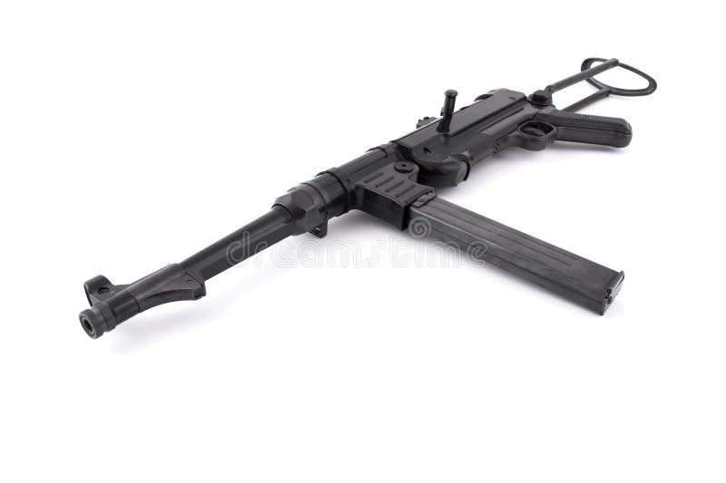 时代德国枪ii mp40 submachine战争世界 库存图片