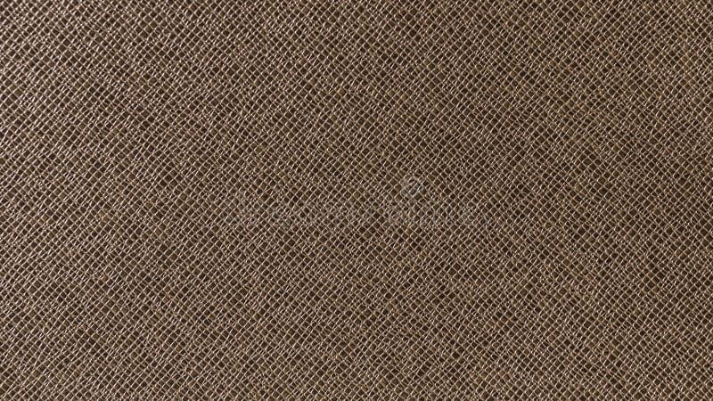 时尚家具内部外部装饰构思设计的皮革纹理或皮革背景 免版税库存图片