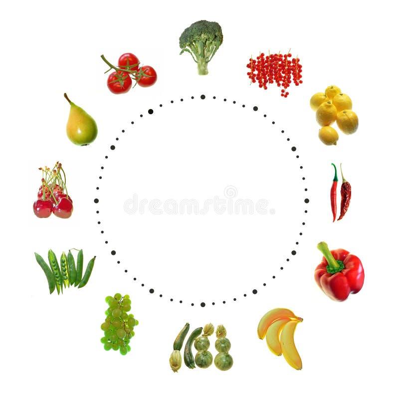时钟果菜类