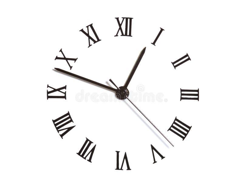 时钟表盘 库存图片