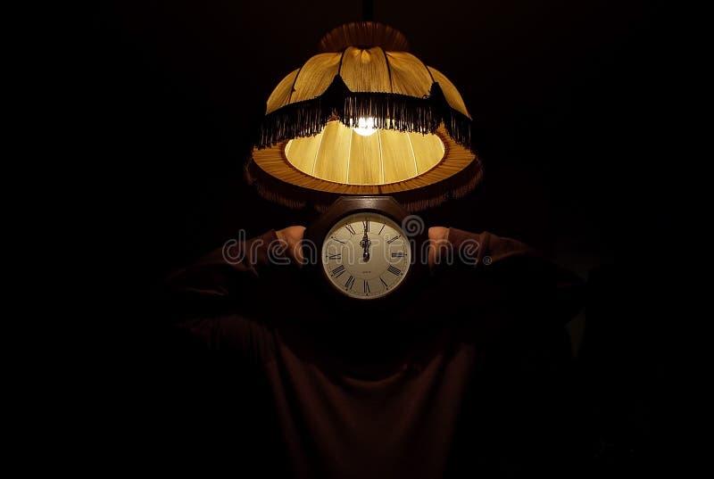 时钟 库存照片