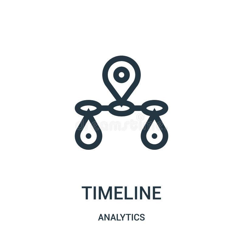 时间安排从逻辑分析方法汇集的象传染媒介 稀薄的线时间安排概述象传染媒介例证 皇族释放例证