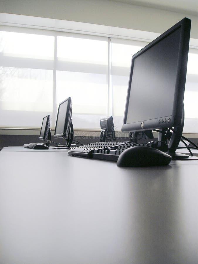 时髦的办公室 免版税库存照片