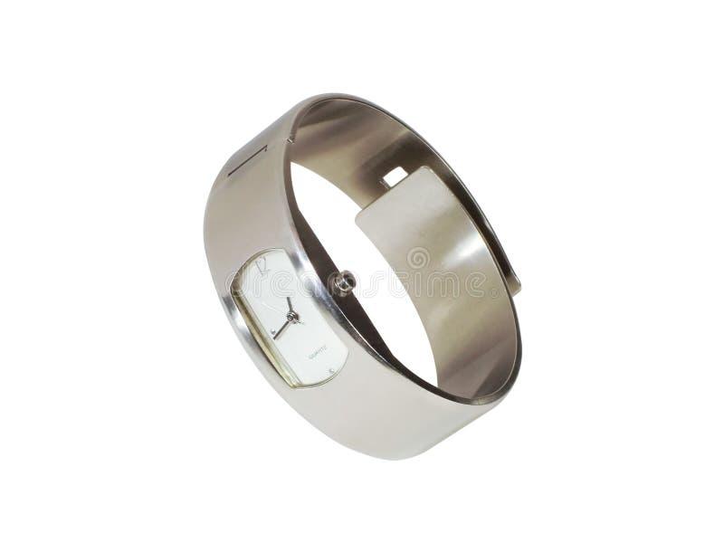 时髦的手表 免版税库存图片