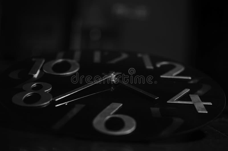 时间从未停止 免版税图库摄影