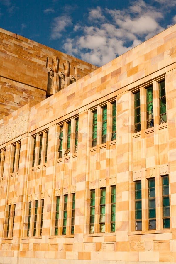 昆士兰大学 免版税图库摄影