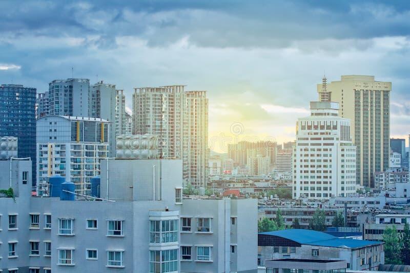 昆明,云南,中国 免版税图库摄影