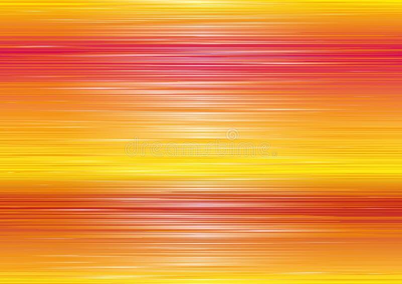 明亮抽象的背景 与线路的背景 库存例证