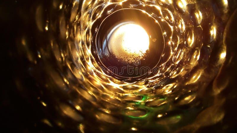 明亮的亮光 库存照片