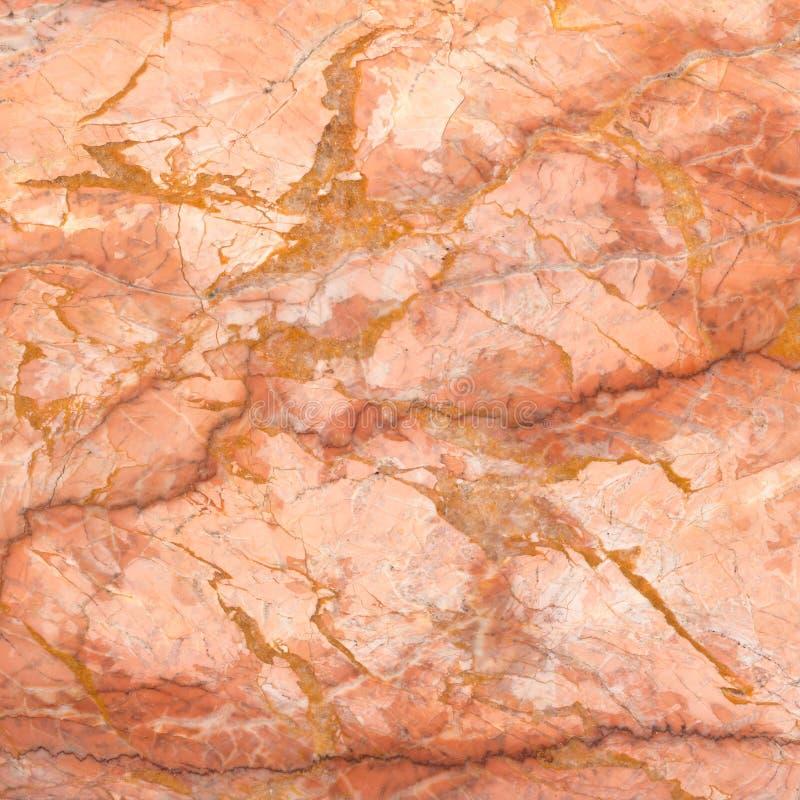 明亮的光滑的棕色大理石纹理装饰墙壁的 库存图片