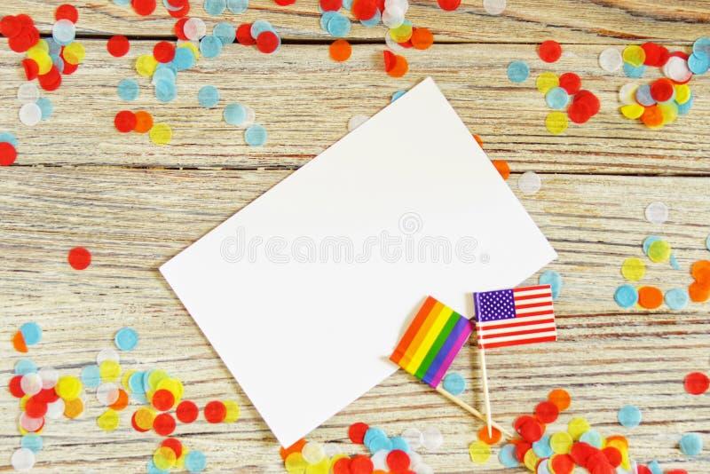 E LGBT?? 库存照片