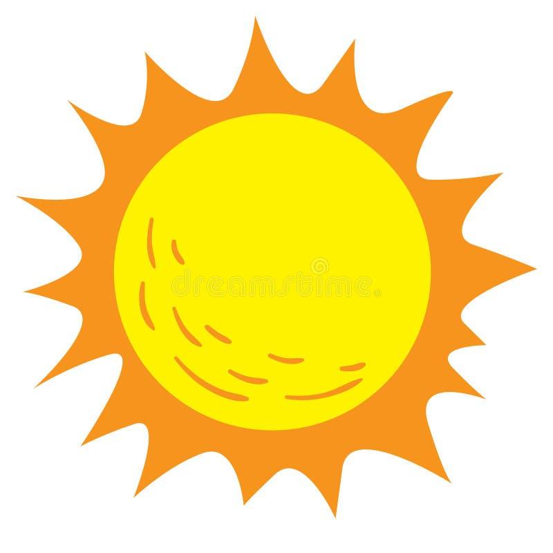 Download 明亮的太阳动画片 向量例证. 插画 包括有 乱画, 晒裂, 颜色, 天空, 占星术, 照亮, 图画, 对象 - 72369886
