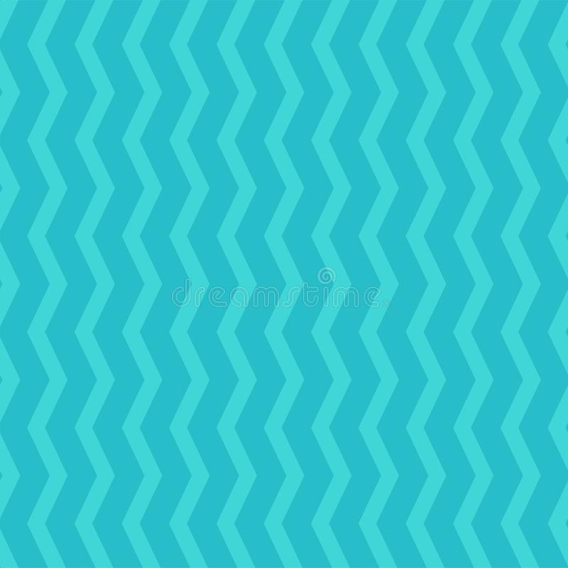 明亮的无缝的Z形图案-导航镶边纹理 色的时髦的背景 皇族释放例证