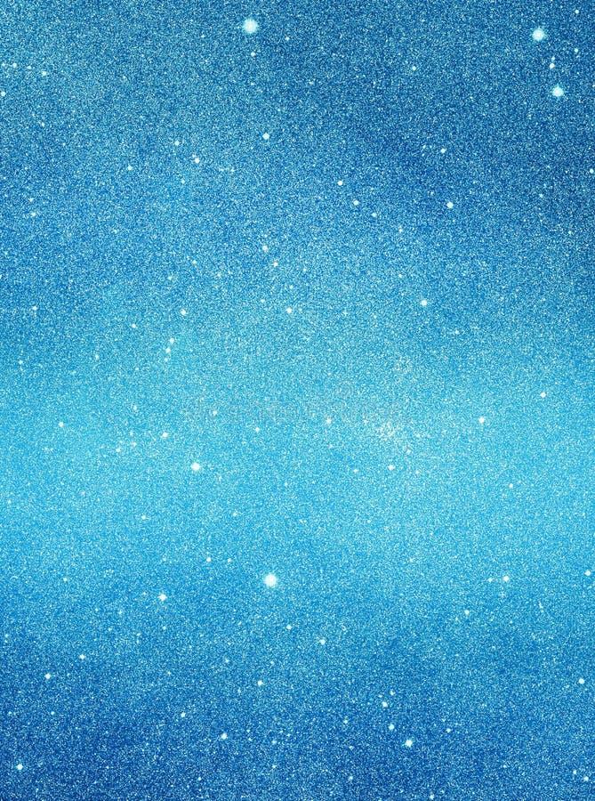 明亮的星形例证 免版税库存照片