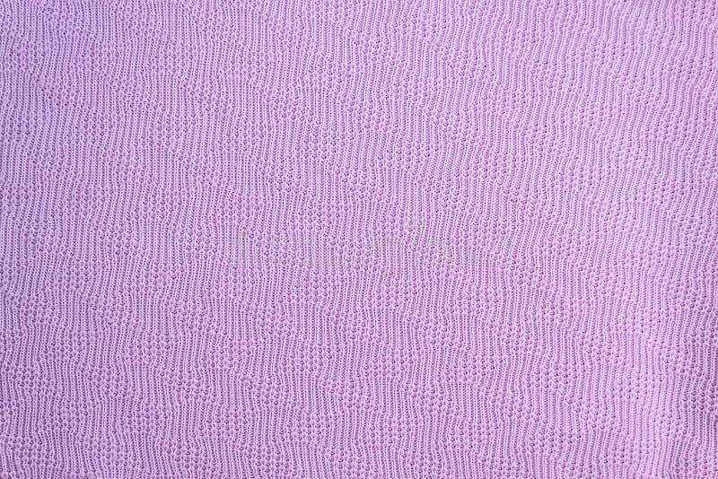 明亮的桃红色,紫色,编织,无缝的背景 免版税库存照片