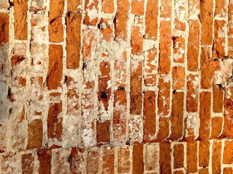 明亮的砖墙照片  库存照片