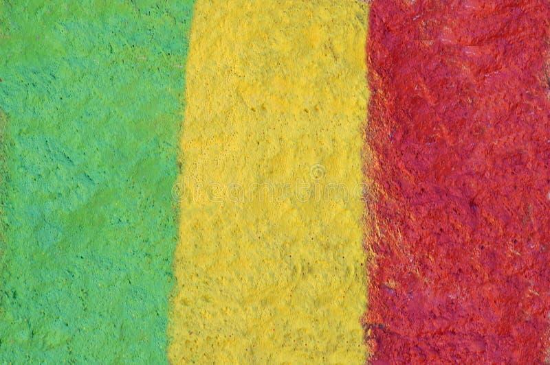 明亮的颜色,适用于背景 免版税库存图片